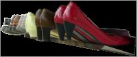 Range chaussures pour 5 à 8 paires de chaussures